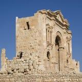 Jerash, Jordan. Triumphal Arch Stock Photos