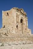 Jerash, Jordan. Triumphal Arch Stock Photography