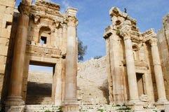 Jerash ruine - Amman - la Jordanie Image stock