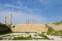 Jerash ruine - Amman - la Jordanie Images stock