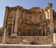 Jerash - vieille ville Photos libres de droits