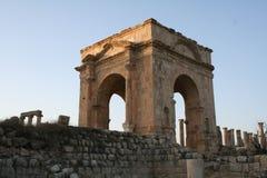 Jerash05 imagens de stock