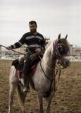 Jereed Rider Royalty Free Stock Photo