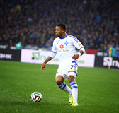 Jeremain Lens of FC Dynamo Kyiv Stock Images