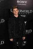 Jeremiah Brent, Underworld. LOS ANGELES - JAN 19:  Jeremiah Brent  arrives at  the Underworld Awakening Los Angeles Premiere at Graumans Chinese Theater on Royalty Free Stock Photography