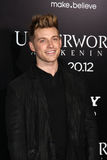 Jeremiah Brent, Underworld. LOS ANGELES - JAN 19:  Jeremiah Brent  arrives at  the Underworld Awakening Los Angeles Premiere at Graumans Chinese Theater on Royalty Free Stock Photo
