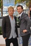 Jeremie Renier & Gaspard Ulliel Royalty Free Stock Images