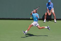 Jeremy CHARDY at the 2009 BNP Paribas Open Royalty Free Stock Photo