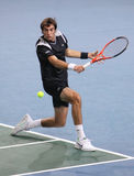 Jeremy CHARDY (ATF) à la BNP maîtrise 2009 Photo stock