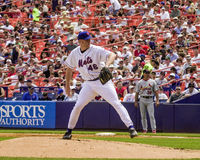 Jeremy Griffiths, New York Mets Στοκ Εικόνες