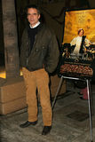 Jeremy Irons Στοκ φωτογραφία με δικαίωμα ελεύθερης χρήσης