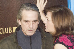 Jeremy Irons, Martina Gedeck Stock Images