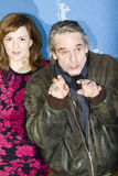 Jeremy Irons, Martina Gedeck Stock Photography