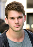 Jeremy Irvine. Attending the Shrek The Musical Press Night, at the The Theatre Royal, London. 14/06/2011  Picture by: Alexandra Glen / Featureflash Stock Photography