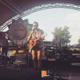 Jeremy Loops alla tequila e Corona Festival immagine stock libera da diritti