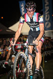 Jeremy Powers - Cross Vegas Cyclocross Royalty Free Stock Image