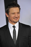 Jeremy Renner. LOS ANGELES, CA - MARCH 13, 2014: Jeremy Renner at the world premiere of Captain America: The Winter Soldier at the El Capitan Theatre, Hollywood Royalty Free Stock Photo