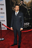 Jeremy Renner. LOS ANGELES, CA - NOVEMBER 4, 2013: Jeremy Renner at the US premiere of Thor: The Dark World at the El Capitan Theatre, Hollywood Stock Image