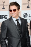 Jeremy Renner. LOS ANGELES - FEB 26:  Jeremy Renner arrives at the 2011 Film Independent Spirit Awards at Beach on February 26, 2011 in Santa Monica, CA Royalty Free Stock Photography