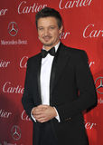 Jeremy Renner. PALM SPRINGS, CA - JANUARY 4, 2014: Jeremy Renner at the 2014 Palm Springs International Film Festival Awards gala at the Palm Springs Convention Stock Photo