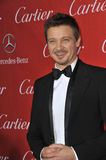Jeremy Renner. PALM SPRINGS, CA - JANUARY 4, 2014: Jeremy Renner at the 2014 Palm Springs International Film Festival Awards gala at the Palm Springs Convention Stock Image