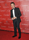 Jeremy Renner. PALM SPRINGS, CA - JANUARY 4, 2014: Jeremy Renner at the 2014 Palm Springs International Film Festival Awards gala at the Palm Springs Convention Stock Photos