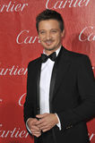 Jeremy Renner. PALM SPRINGS, CA - JANUARY 4, 2014: Jeremy Renner at the 2014 Palm Springs International Film Festival Awards gala at the Palm Springs Convention Royalty Free Stock Photography
