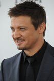 Jeremy Renner. SANTA MONICA, CA - MARCH 1, 2014: Jeremy Renner at the 2014 Film Independent Spirit Awards on the beach in Santa Monica, CA Stock Photography