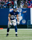Jeremy Shockey, New York Giants Lizenzfreies Stockfoto