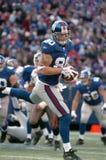 Jeremy Shockey, New York Giants Στοκ φωτογραφία με δικαίωμα ελεύθερης χρήσης