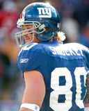 Jeremy Shockey Royalty Free Stock Photography