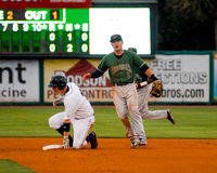 Jeremy Sy, Augusta GreenJackets Royalty Free Stock Images