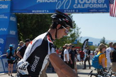 Jeremy Vennell 2013 Tour of California Royalty Free Stock Image