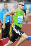 Jeremy Wariner (USA) Royalty Free Stock Image
