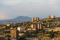 Jerevan στοκ φωτογραφία με δικαίωμα ελεύθερης χρήσης