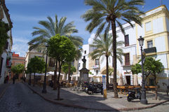 Jerez de La Frontera, Andalucia, Spain Royalty Free Stock Photo