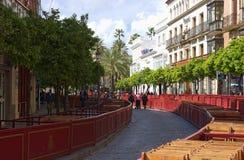 Jerez de La Frontera, Andalucia, Spain Royalty Free Stock Photos