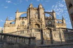 Jerez de la frontera Cathedral, Spain Royalty Free Stock Photos