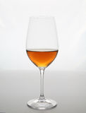 Jerez exponeringsglas Arkivfoton