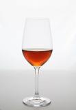 Jerez glass Royalty Free Stock Image