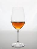 Jerez glass Stock Photos