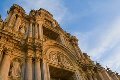 Jerez's charterhouse Stock Images