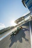 Caterham F1 Stock Photography