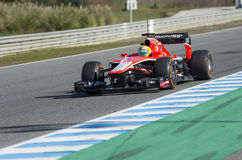 Marussia F1 Stock Photography