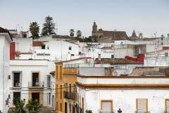 Jerez, Spanje Stock Fotografie