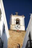 Jerez white belfry Stock Photography