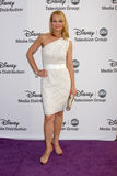 Jeri Ryan arrives at the ABC / Disney International Upfronts Stock Images