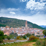 Jerica village Castellon cityscape in Spain Stock Photo