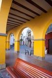Jericadorp dichtbij Segorbe in Valencia Royalty-vrije Stock Afbeeldingen