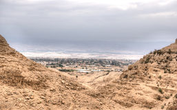 Free Jericho In Judean Desert Royalty Free Stock Photo - 31634225